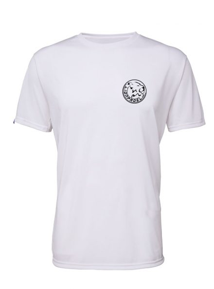 Camiseta Tecnica Blanca Padel